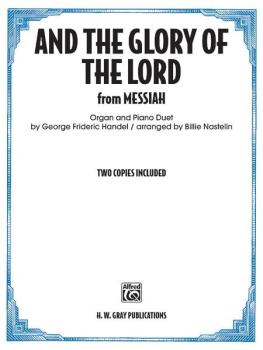 And the Glory of the Lord (from <I>Messiah</I>) (AL-00-GOPD9901)