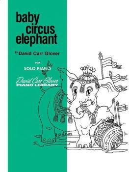 Baby Circus Elephant (AL-00-GPS00149)