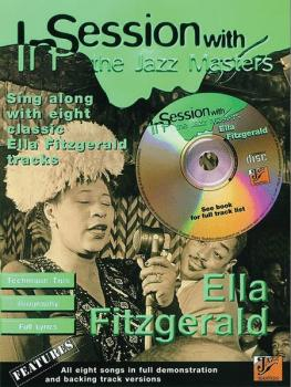 In Session with Ella Fitzgerald (AL-12-0571528325)