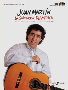 La Guitarra Flamenca: A Video Series of 6 Lessons with Music Tablature (AL-12-0571531024)