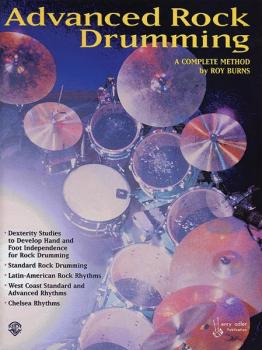 Advanced Rock and Roll Drumming (A Complete Method) (AL-00-HAB00112A)