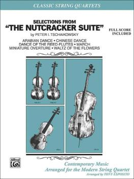 <I>The Nutcracker Suite,</I> Selections from (AL-00-IF0458)