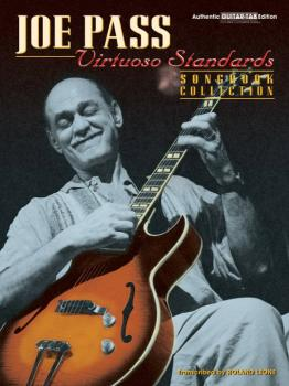 Joe Pass: Virtuoso Standards Songbook Collection (AL-00-0208B)