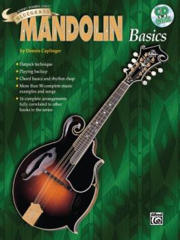 Ultimate Beginner Series: Bluegrass Mandolin Basics (AL-00-0383B)