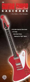 Guitar Casebook Series: The Guitar Chord Casebook (AL-00-0393B)