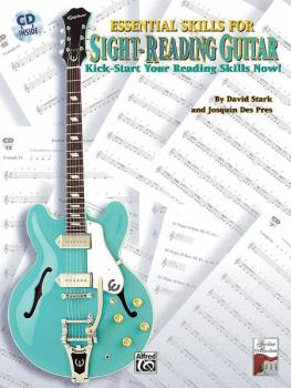 Essential Skills for Sight-Reading Guitar: Kick-Start Your Reading Ski (AL-00-0337B)
