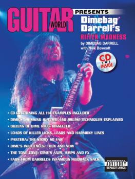 Guitar World Presents Dimebag Darrell's Riffer Madness (AL-00-0350B)