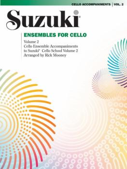 Ensembles for Cello, Volume 2 (AL-00-0298S)