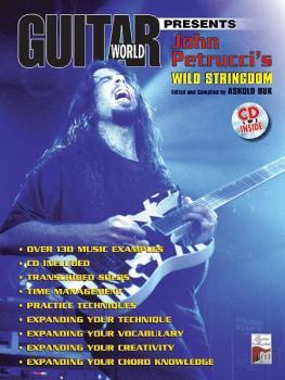 Guitar World Presents John Petrucci's Wild Stringdom (AL-00-0349B)