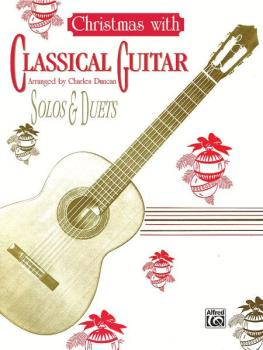 Christmas with Classical Guitar Solos & Duets (AL-00-0408)