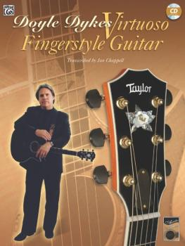 Acoustic Masters Series: Doyle Dykes Virtuoso Fingerstyle Guitar (AL-00-0664B)