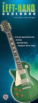 Guitar Casebook Series: The Left-Hand Guitar Chord Casebook (AL-00-0669B)