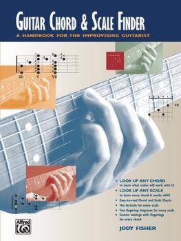 Guitar Chord & Scale Finder: A Handbook for the Improvising Guitarist (AL-00-14148)