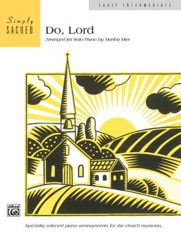 Do, Lord (AL-00-14268)