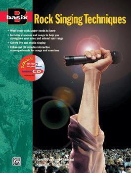 Basix®: Rock Singing Techniques (AL-00-14931)