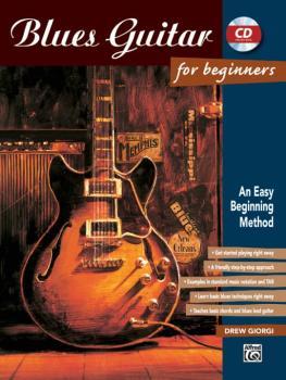 Blues Guitar for Beginners: An Easy Beginning Method (AL-00-14973)