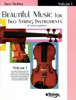 Beautiful Music for Two String Instruments, Book I (AL-00-EL01323)