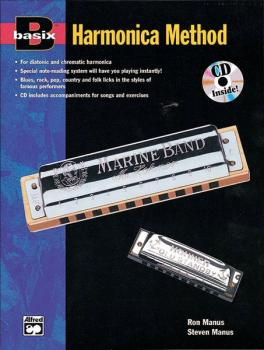 Basix®: Harmonica Method (AL-00-16605)