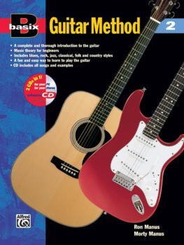 Basix®: Guitar Method 2 (AL-00-16603)