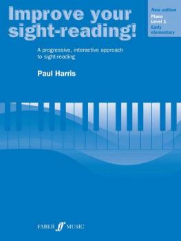 Improve Your Sight-reading! Piano, Level 1 (New Edition): A Progressiv (AL-12-0571533116)