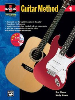 Basix®: Guitar Method 1 (AL-00-16760)
