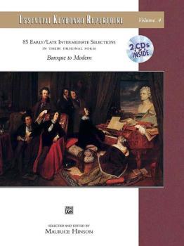 Essential Keyboard Repertoire, Volume 4: 85 Early / Late Intermediate  (AL-00-16778)