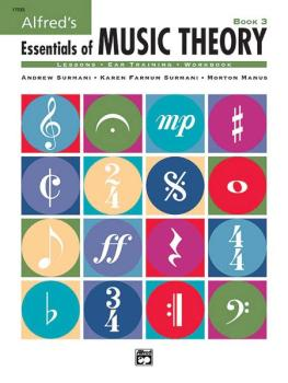 Alfred's Essentials of Music Theory: Book 3 (AL-00-17233)