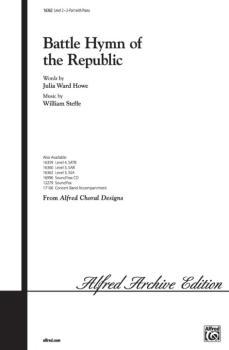 Battle Hymn of the Republic (AL-00-16362)