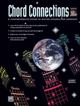 Chord Connections: A Comprehensive Guide to Guitar Chords and Harmony (AL-00-16754)