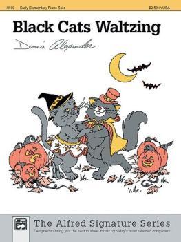 Black Cats Waltzing (AL-00-18190)