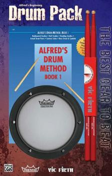 Alfred's Drum Method, Book 1: The Most Comprehensive Beginning Snare D (AL-00-18431)