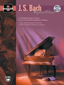 Basix®: Keyboard Classics: J. S Bach (AL-00-19476)