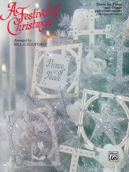 A Festival of Christmas: Duets for Piano and Organ (AL-00-EL03299)