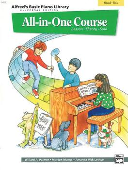 Alfred's Basic All-in-One Course Universal Edition, Book 2 (AL-00-14505)