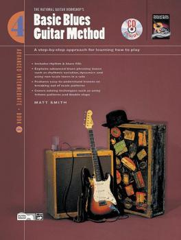 Basic Blues Guitar Method, Book 4: A Step-by-Step Approach for Learnin (AL-00-19447)