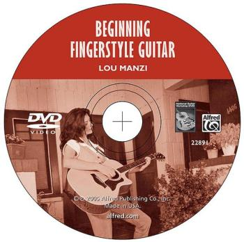 The Complete Fingerstyle Guitar Method: Beginning Fingerstyle Guitar (AL-00-22891)