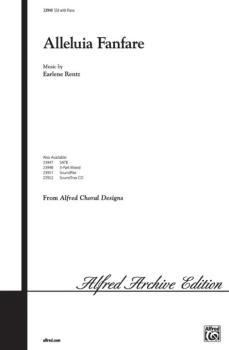 Alleluia Fanfare (AL-00-23949)