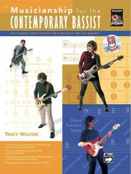 Musicianship for the Contemporary Bassist: The Ultimate Guide to Music (AL-00-21912)