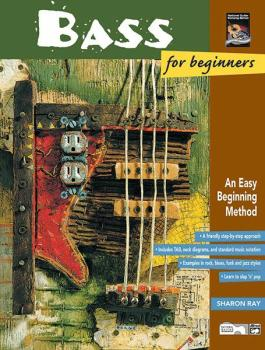 Bass for Beginners & Rock Bass for Beginners: An Easy Beginning Method (AL-00-21933)