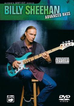 Billy Sheehan: Advanced Bass (AL-00-21981)
