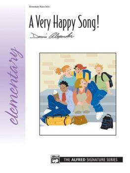 A Very Happy Song! (AL-00-22458)