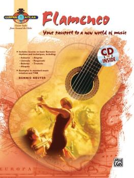 Guitar Atlas: Flamenco: Your passport to a new world of music (AL-00-20456)
