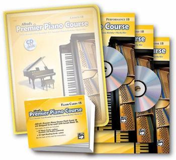 Premier Piano Course, Success Kit 1B (AL-00-24592)