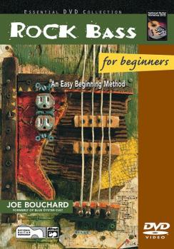Rock Bass for Beginners: An Easy Beginning Method (AL-00-21920)