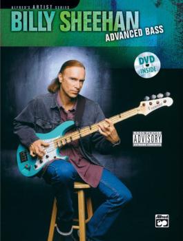 Billy Sheehan: Advanced Bass (AL-00-21979)