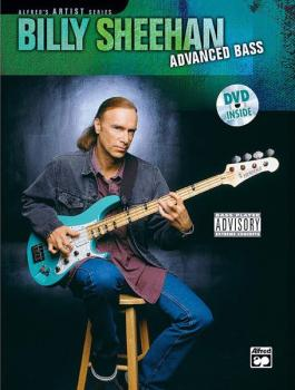 Billy Sheehan: Advanced Bass (AL-00-21980)