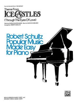 <I>Ice Castles,</I> Theme from (Through the Eyes of Love) (AL-00-2617TP2S)