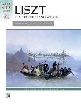 21 Selected Piano Works (AL-00-26191)