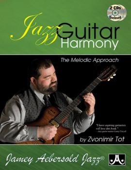 Jazz Guitar Harmony (The Melodic Approach) (AL-24-JGH)