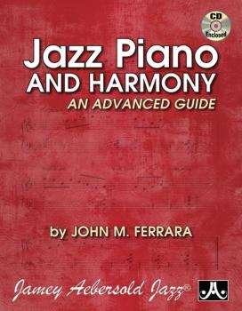 Jazz Piano and Harmony (An Advanced Guide) (AL-24-JPH-A)